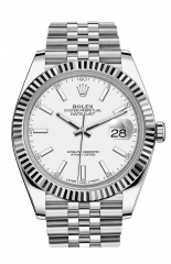 Rolex Steel and White Gold 41 mm 126334-0010 — фото превью