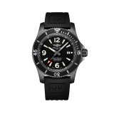 Superocean Automatic Blacksteel