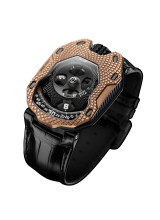 Urwerk UR-105 TA «Raging gold» UR-105 TA «RAGING GOLD» — фото превью