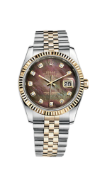 Rolex Steel and Yellow Gold 36 мм 116233-0212 — фото превью