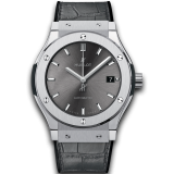 Racing Grey Titanium 45 mm