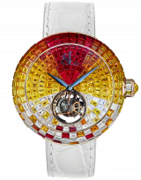 BRILLIANT FLYING TOURBILLON ARLEQUINO