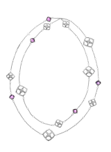 Chopard IMPERIALE LACE 819564-1001 — фото превью