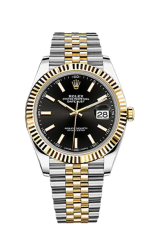 Rolex Steel and Yellow Gold 41 мм 126333-0014 — фото превью