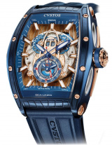 Sea-Liner GMT Blue Steel & Rose Gold