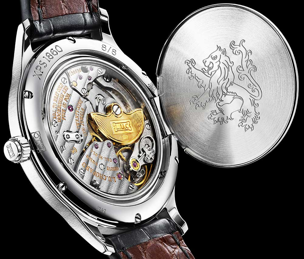 L.U.C XPS 1860 Royal Arms of England: Chopard представляют новинку
