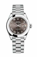 Rolex Lady-Datejust 28 mm 279166-0010 — фото превью