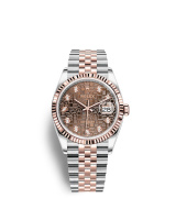 Rolex Oyster 36 мм Steel and Gold Everose 126231-0025