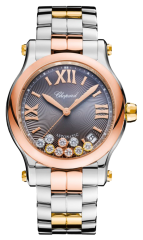 Chopard Happy Sport 36 MM Automatic 278559-9001 — фото превью