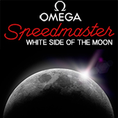 Omega Spedmaster White Side of the Moon