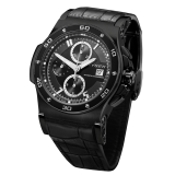 Chronograph Black PVD