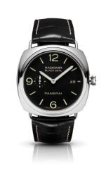 Black Seal 3 Days Automatic Acciaio - 45mm