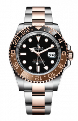 Rolex Oyster 40 мм Steel and Gold Everose 126711chnr-0002