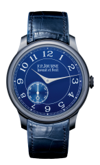 F.P.Journe Chronometre Bleu FPJ-Co-Souveraine-ChronoBleu-CuirTn — фото превью