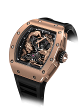 Richard Mille RM 57-01 Phoenix and Dragon — Jackie Chan RM 57-01 Phoenix and Dragon — Jackie Chan