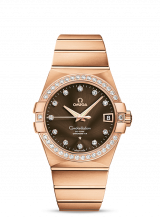 Omega Co-Axial 38 мм 123.55.38.21.63.001