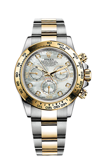 Rolex Steel and Yellow Gold 40 мм 116503-0007
