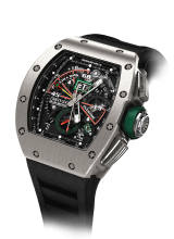 RM 11-01 Automatic Flyback Chronograph — Roberto Mancini