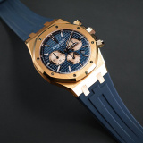 Royal Oak 41 Classic Series Navy Blue