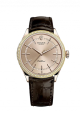 Rolex Cellini Time 39 Everose gold Polished finish 50605rbr-0015 — фото превью
