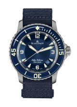 Blancpain Fifty Fathoms Automatique 45 mm 5015-12B40-NAOA — фото превью