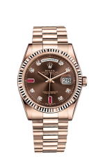Rolex Everose Gold 36 мм 118235f-0093 — фото превью