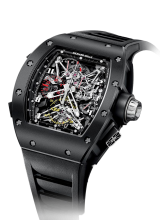 Richard Mille RM 050 Tourbillon Competition Chronograph — Felipe Massa RM 050 Tourbillon Competition Chronograph — Felipe Massa