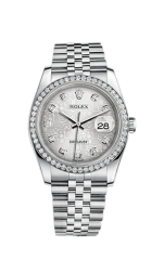 Rolex Steel and White Gold 36 мм 116244-0008 — фото превью