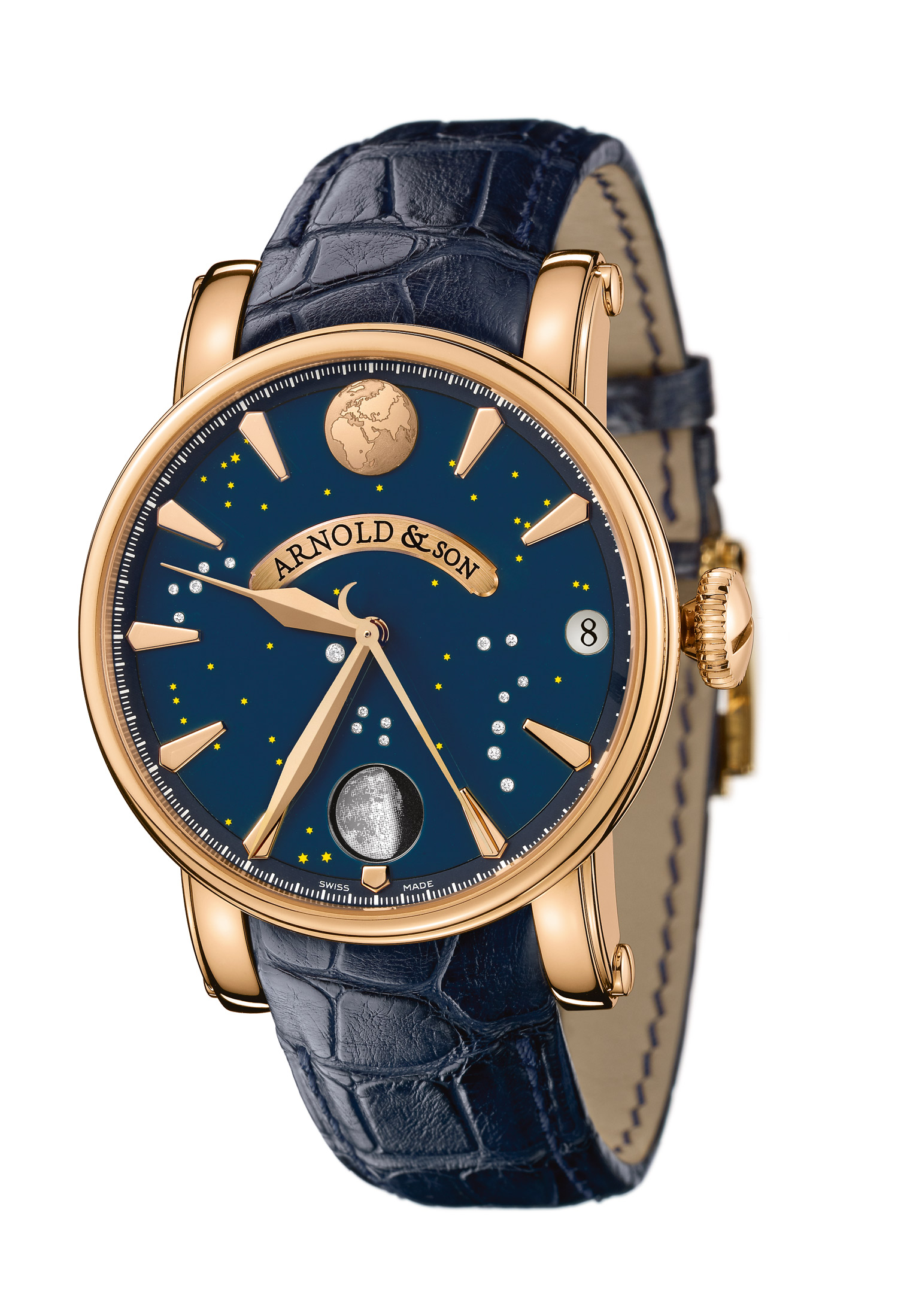 Arnold & Son True Moon 1TMAP.U05A.C42B