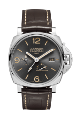 Panerai 3 Days GMT Power Reserve Automatic Acciaio — 45 mm PAM00944