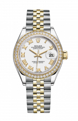 Rolex Lady-Datejust 28 mm 279383rbr-0023 — фото превью