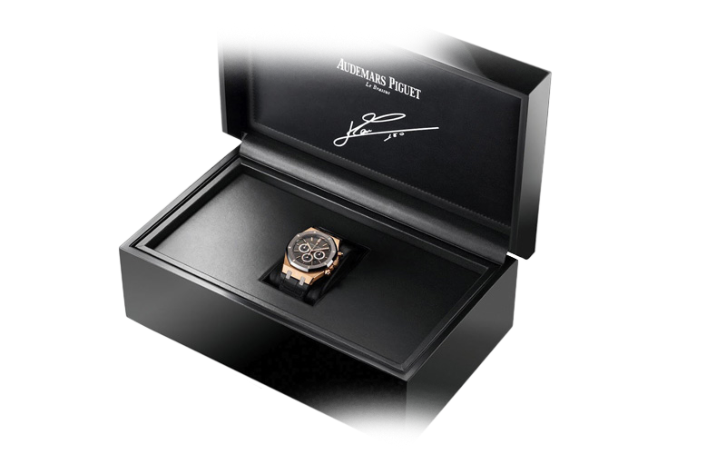 Audemars Piguet Leo Messi Limited Edition Chronograph 26325TS.OO.D005CR.01