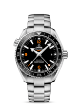 Omega Co-axial GMT 43,5 мм 232.30.44.22.01.002