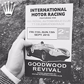 Goodwood Revival и Rolex