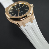 Audemars Piguet Royal Oak 41 Classic Series Arctic White APC41-WT