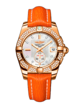 Breitling Galactic 36 Automatic (The Diamond series) H3733053/A725/217X/H16BA.1 — фото превью