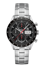 TAG Heuer Calibre 16 Day Date 41 мм CV201AH.BA0725 — фото превью