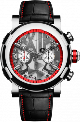 Romain Jerome Steampunk Chrono Red RJ.T.CH.SP.005.01 — фото превью