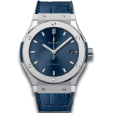 Hublot Blue Titanium 45 mm 511.NX.7170.LR