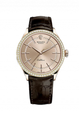 Rolex Cellini Time 39 Everose gold Polished finish 50705rbr-0015 — фото превью