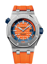 Audemars Piguet ROYAL OAK OFFSHORE DIVER 15710ST.OO.A070CA.01 — фото превью