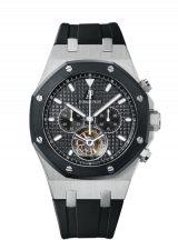 Audemars Piguet Royal Oak Tourbillon Chronograph 26377SK.OO.D002CA.01 — фото превью