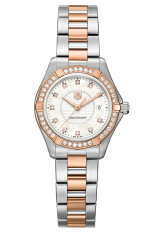 TAG Heuer Diamond Dial and Bezel 27 мм WAP1452.BD0837 — фото превью
