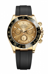 Rolex Oyster 40 мм Yellow Gold 116518ln-0034