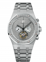 Audemars Piguet Royal Oak Tourbillon Chronograph 26039BC.ZZ.1205BC.01 — фото превью