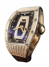 Richard Mille RM 037 Date Diamonds Black Dial RM 037 Date Diamonds Black Dial — фото превью