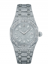 Audemars Piguet Royal Oak Quartz 67604BC.ZZ.1211BC.01 — фото превью