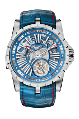Millésime – Single flying tourbillon with minute repeater