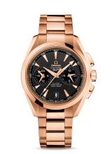 Omega Co-Axial GMT Chronograph 43 mm 231.50.43.52.06.001 — фото превью