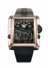 de Grisogono Pink gold with Diamonds M-DG-S25/D